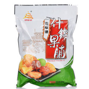 龙驭德 老北京特产 袋装果脯 500g 10元