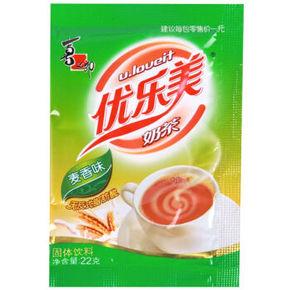 喜之郎 优乐美 麦香味奶茶 22g 1元