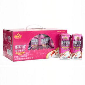 皇氏 摩拉菲尔 常温酸牛奶 红枣枸杞味 205g*8盒 折26.5元(39.9,99-40)