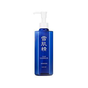SEKKISEI 雪肌精 净透洁肤油 250ml 69.5元(2件包邮)