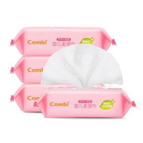 康贝PiPi专用婴儿柔湿巾25*4包 15.9元
