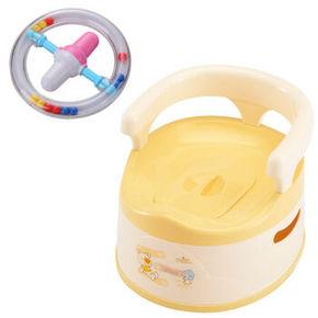 宝宝如厕器# 日康 座便器+玩具套装 折32元(57,99-50)