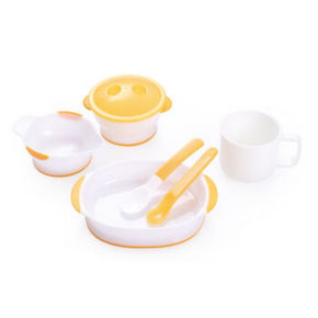 日康 RK-3735离乳餐具组 折35元(70.9元,满99-50)