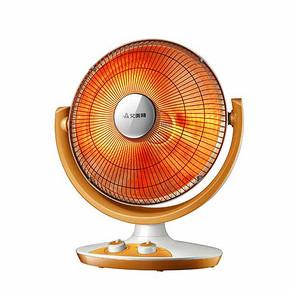 艾美特 HF12081T-W 小太阳取暖器 券后139元包邮