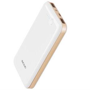 飞毛腿 移动电源 双USB输出 金色 10000毫安 69元