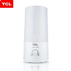 TCL 家用静音加湿器 券后49元包邮