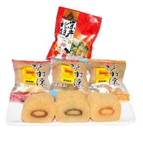 冠享 北京特产 驴打滚 混合口味 400g 8.8元包邮