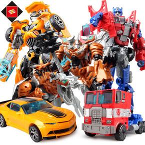 锦江 变形玩具金刚机器人玩具 劵后15元包邮