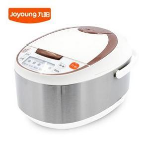 预售好价# 九阳 家用智能电饭煲 3L 109元包邮(需10元定金)