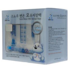 小白熊 母乳储存袋保鲜袋储奶袋 52片 折34.3元(46.8, 159-50)