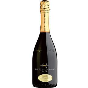 意大利进口 月亮之吻 白中白 起泡葡萄酒 750ml 33元