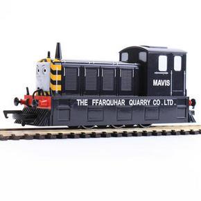 百万城 托马斯和朋友系列  梅未思火车模型 129元包邮(229-100)