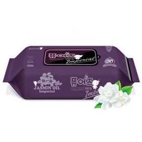 韩国 漂儿适 茉莉系列 婴幼儿湿巾 20抽 1元