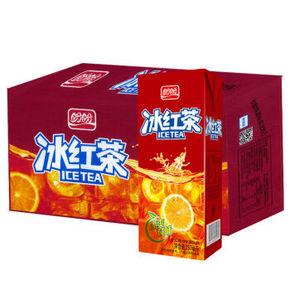 盼盼 冰红茶 250ml*24盒*2箱 39.9元