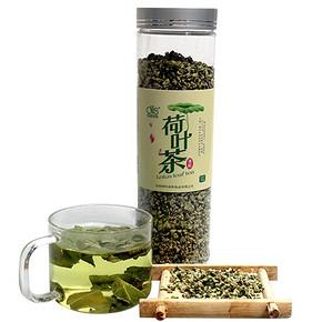 得利来斯 荷叶茶罐装 150g 拍下9.2元包邮