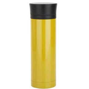 美厨 真空不锈钢保温杯 500ml 黄色 29.9元