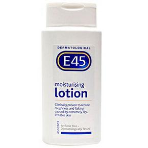 自营E45 Lotion 护理滋润乳液 200ml*4件+凑单 163.4元包邮(226-80+17.4)