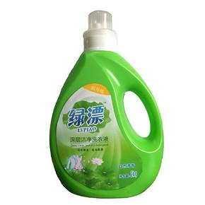 绿漂 深层洁净洗衣液 自然清香 2kg 12.9元