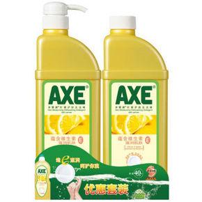 AXE 斧头 柠檬护肤洗洁精 1.3kg+1.3kg 26.9元