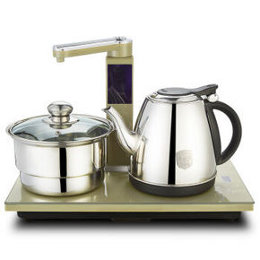 科立泰 不锈钢电热水壶泡茶机套装 119元包邮