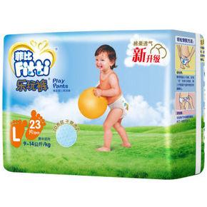 菲比 乐玩裤拉拉裤 L23片 16.8元