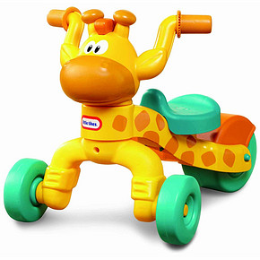 Little Tikes 小泰克 长颈鹿脚踏车+凑单 128元包邮