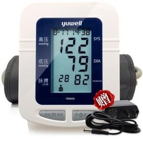 yuwell 鱼跃 YE660A 电子血压计 95.2元包邮