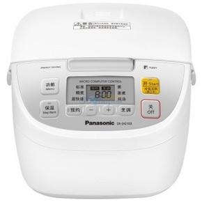 Panasonic 松下 SR-DG103 智能电饭煲 3L 339元包邮