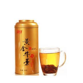 益顺康 黄金牛蒡茶 250g 8.5元包邮