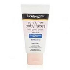 Neutrogena 露得清 婴儿超温和面部防晒乳 73ml*4支 109元包邮(188-100)
