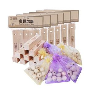 壹念 天然樟木条30条+送樟木球60颗 19.9元包邮(29.9-10券)