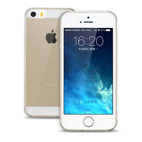 iphone5s硅胶边框手机壳 1.9元包邮