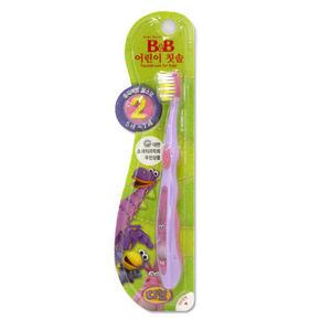 保宁 儿童牙刷 2段 5-7岁 11.7元(9.9+1.8)