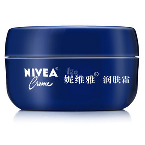 NIVEA 妮维雅 润肤霜 100ml 折9.8元(18.9,199-100)