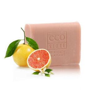 eco store 葡萄柚香皂 80g 折21.6元(36,199-100)