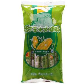 美好 火腿肠 甜玉米火腿肠 30g*8支 4.9元