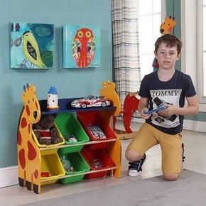 雅客集 WN-15001 儿童玩具收纳架 199元包邮