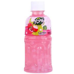 马来西亚进口 洋一荔枝果汁饮料 320ml 1元