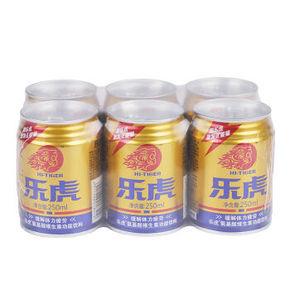 达利园 乐虎 氨基酸维生素功能饮料 250ml*6罐 17.9元