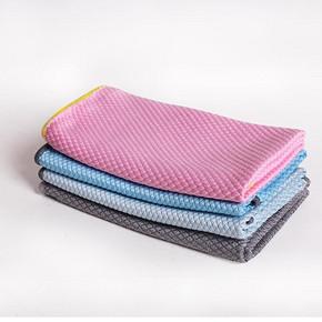 可易抹布吸水不掉毛厨房不沾油洗碗布百洁布多功能清洁巾组合装