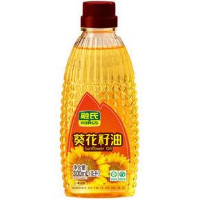 融氏 金色葵园葵花籽油 300ml 3.9元