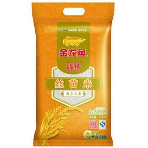 金龙鱼 南方米  臻选丝苗米大米 5kg 29.9元