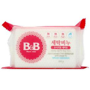 保宁 婴幼儿洗衣皂 洋槐味 200g 11.8元(9.9+1.7)