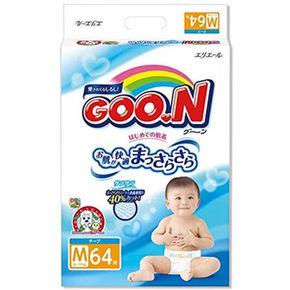 GOO.N 大王 维E系列 婴儿纸尿裤 M64片 折73.5元(76,129-20)