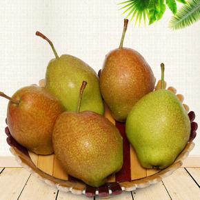 特色美食部落 陕西 新鲜红香酥梨 5斤 券后13.8元包邮