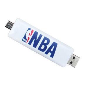 NBA MU004 手机电脑两用U盘 16G 19.9元