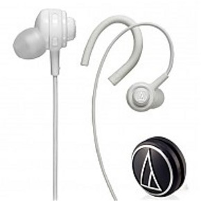 Audio-technica 铁三角 入耳式音乐耳机 99元包邮