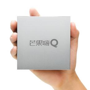 芒果 嗨Q 海美迪 电视盒子 券后219元包邮