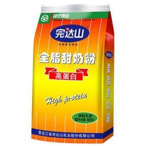 完达山 全脂甜奶粉 400g 17.9元