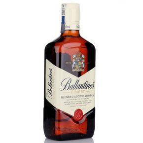 Ballantine's 百龄坛 特醇苏格兰威士忌 700ml 折84元(2件85折)